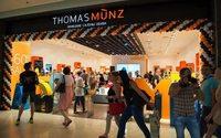 Thomas Munz планирует в 2017 году удвоить выручку — до 3 млрд рублей