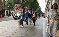 El gasto turístico crece un 10,3% en noviembre