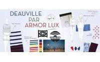 La première collection Armor Lux, Agnès b. et Deauville en défilé le 26 juin