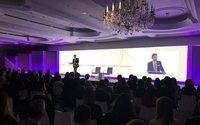 Conferências de luxo em ascensão