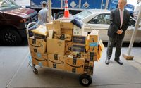 Amazon to deliver 3.5 billion packages through own network in 2019