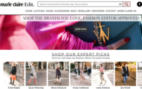 UK Marie Claire editor and publisher axed as title moves online