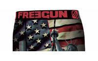 Freegun lance des boxers aux imprimés 3D