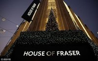 House of Fraser reconnects with the pure joy of Christmas in new campaign