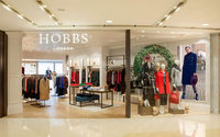 Hobbs opens debut store in Hong Kong