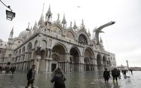 Bottega Veneta contributes to restoration of flooded Saint Mark's Basilica in Venice