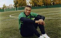 Kylian Mbappé a désormais une collection à son nom chez Nike