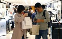Mercado de luxo: turistas chineses estão cada vez mais sofisticados