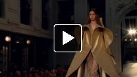 Alexis Mabille- Fashion Show Haute Couture Autumn / Winter 2016/17 (with interview)
