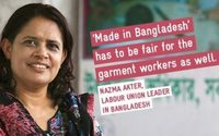 Women lead push for rights in Bangladesh's fashion factories