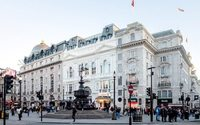 Lillywhites shop in London's Piccadilly Circus on the market