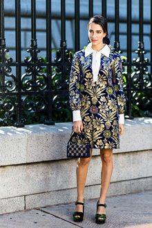 Street Fashion New York N321