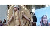 В Москве прошёл Фестиваль этнической моды «Полярный стиль»