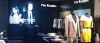 The Kooples open shop in Copenhagen