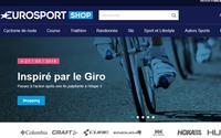 Eurosport entra en el ecommerce con el lanzamiento de Eurosport Shop