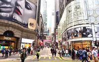 Hong Kong prevé el cierre de un cuarto de tiendas minoristas para finales de 2020