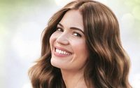 Mandy Moore signs up to be the new face of Garnier