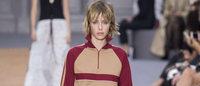Fashion Week : le sportswear, par touches, chez Chloé, Carven et Paco Rabanne
