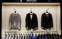 Europe revival lifts sales at fashion house Hugo Boss