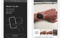 Fossil déploie l'essayage de montres par réalité augmentée
