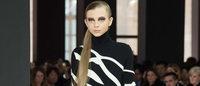 Raf Simons redescubre y actualiza el estampado animal de Dior en París