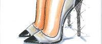 シンデレラのガラスの靴を販売 フェラガモやジミー・チュウが参加
