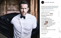Ryan Reynolds named new face of Armani Code