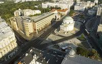 Un centre dédié aux marques de luxe ouvre à Varsovie