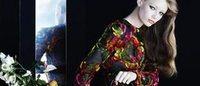 Blumarine: la nuova campagna A/I 2015-16 rende omaggio all'icona degli anni 60 Baby Jane Holzer