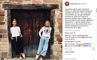 H&M lanciert Capsule Collection mit Influencer-Zwillingen Lisa&Lena