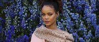 流行歌后蕾哈娜(Rihanna)计划推出一款彩妆系列