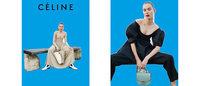 """セリーヌ16年春夏広告が公開 フィービーが""""長旅のワードローブ""""をスタイリング"""