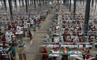 Seis muertos en un incendio en una fábrica de textiles en Bangladesh