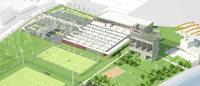 Kipstadium, le futur quartier général de Kipsta