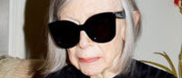 Joan Didion a 80 anni testimonial per Céline