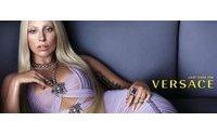 Леди Гага стала лицом Versace