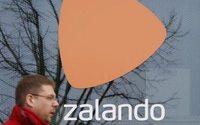 Tarifverhandlungen: Warnstreik bei Zalando in Brieselang