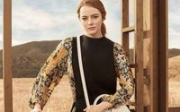 Emma Stone's debut desert shoot for Louis Vuitton unveiled