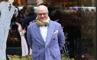 Manolo Blahnik to open boutique in Palais-Royal