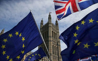 Brexit-sensitive British stocks wilt as worries return after PM vote