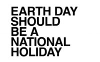 The North Face wants to make Earth Day a national holiday