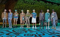 Dior desfila para la jet set de la feria de arte contemporáneo de Miami