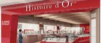 Histoire d'Or modernise son concept boutique