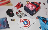 Vans signe une collection à l'effigie des super-héros Marvel