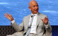 Jeff Bezos vend pour 1,8 milliard de dollars d'actions Amazon