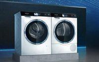 Siemens will per App Wäsche waschen und Textilien schonen