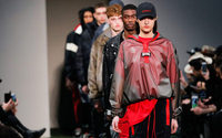 Manchester-based label Represent a hit at Milan Men's Fashion Week