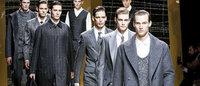 Défilés homme: Milan veut redorer son blason