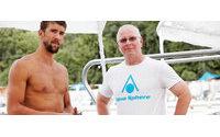 Aqua Spheremuscle ses ambitions dans la natation avec Michael Phelps