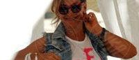 Barbara D'Urso lancia le magliette con il suo tormentone